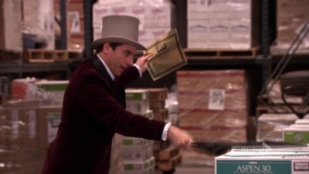The Office (US) 05x17 : Golden Ticket- Seriesaddict